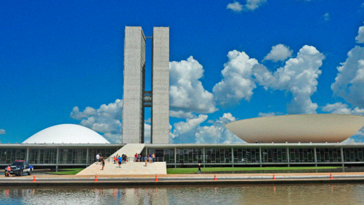 Congresso Nacional em Brasília