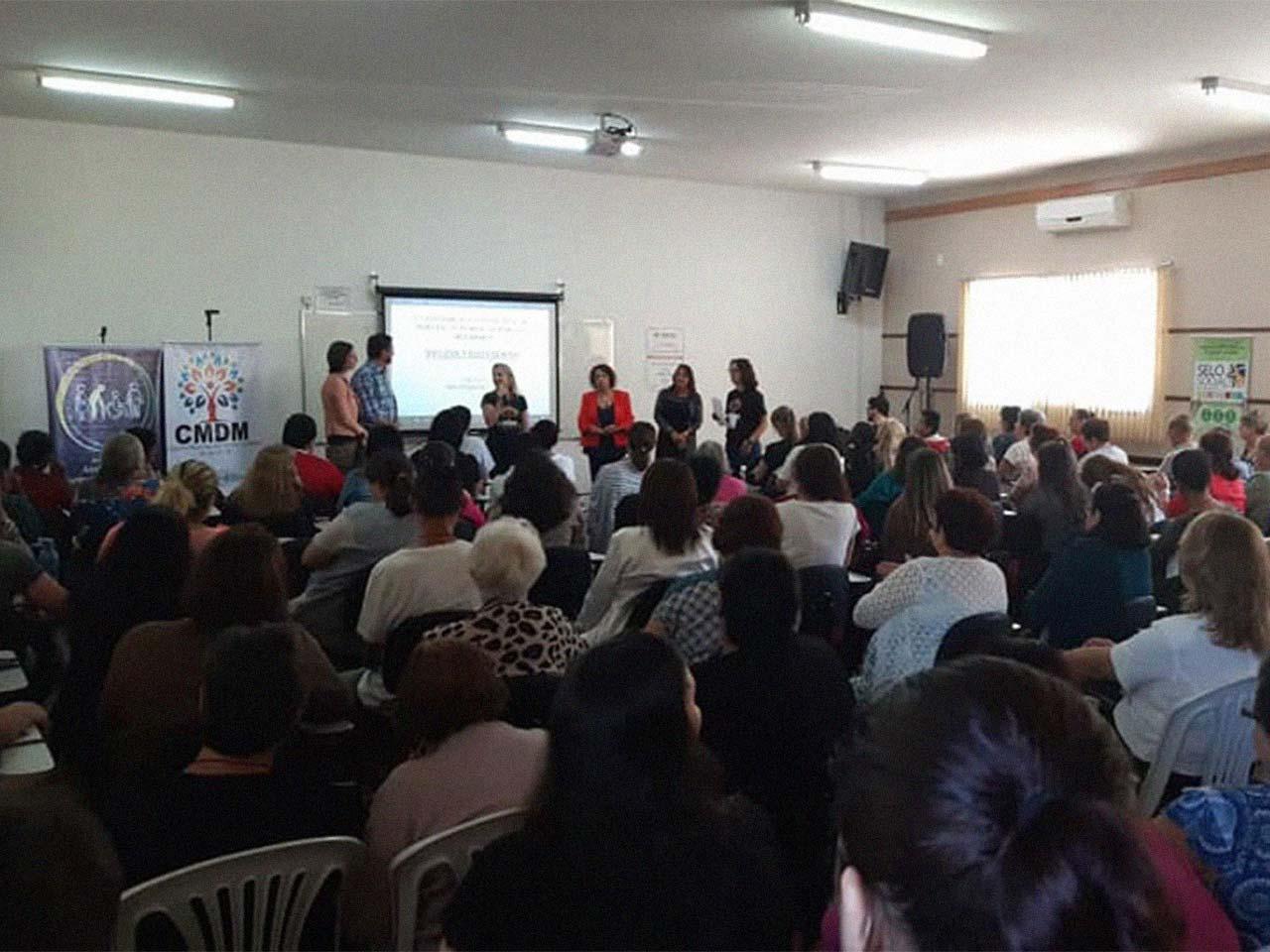 Sinspurs apoia ações do Conselho Municipal dos Direitos da Mulher