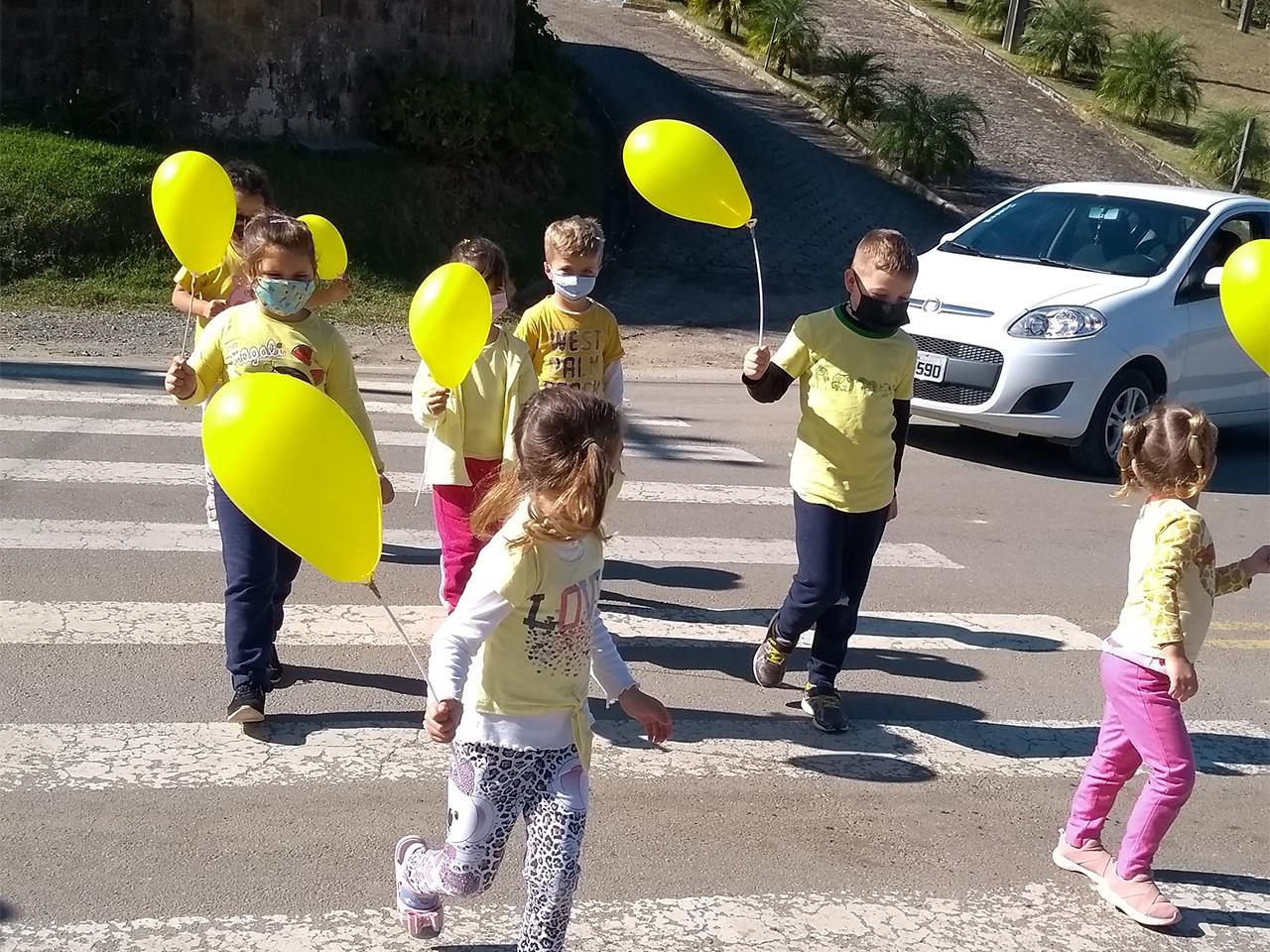Com envolvimento dos servidores, Sinspurs promove ações do movimento Maio Amarelo